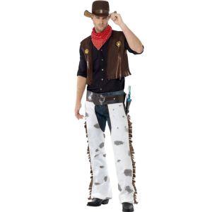 Smiffy's Déguisement de cowboy adulte (taille M)