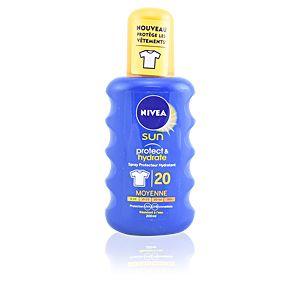 Nivea Sun protect & hydrate Spray protecteur 20 Moyenne