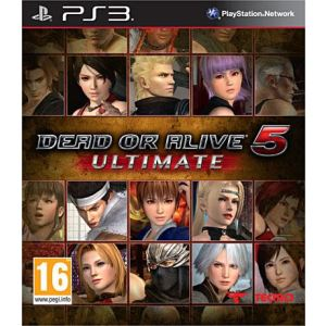 Dead or Alive 5 Ultimate [PS3]