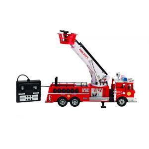 Globo Camion Pompiers Télécommandé