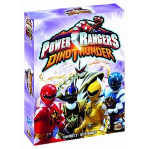 Power Rangers : Dino Thunder - Volume 2