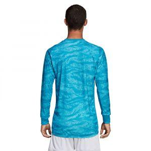 Adidas Maillot Gardien manches longues bleu junior 19/20 - Taille - 9-10A