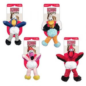 Kong Tugger Wild Knots - Peluches pour Chiens