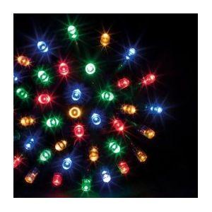 Guirlande lumineuse Technobright 50 m Multicouleur 500 LED CV