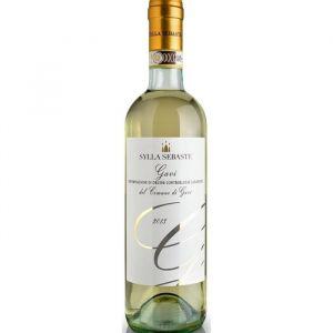 SYLLA SABASTE 2015 Gavi Vin d'Italie - Blanc - 75 cl - DOCG - Vin d'Italie Sylla Sabaste Gavi blanc DOCG 2015