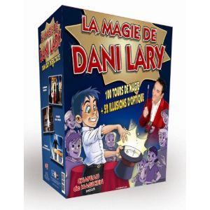 Megagic Coffret de 100 Tours de magie Dani Lary + chapeau