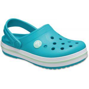 Crocs Crocband Clog Kids, Sabot Mixte Enfant, Latigo Bay, 28 EU-29