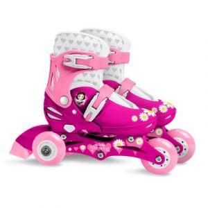 Stamp Rollers évolutifs 2 en 1 Princesses Disney
