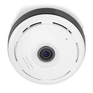 SmartWares Caméra de surveillance HD IP 360° intérieur