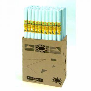 Maildor 595701C - Rouleau de papier kraft blanc, 60 g/m², 50m x 1m
