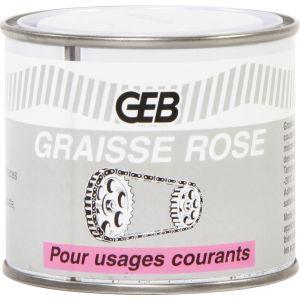 Geb Graisse calcique rose boîte 320 g -