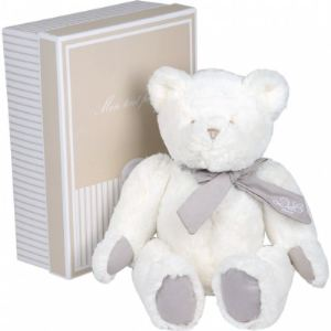 Image de Doudou et Compagnie Peluche Mon tout petit ours 45 cm