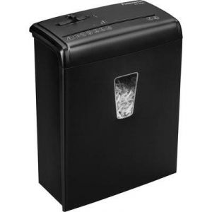 Fellowes 4682201 - Destructeur de documents Powershred H-6C coupe croisée