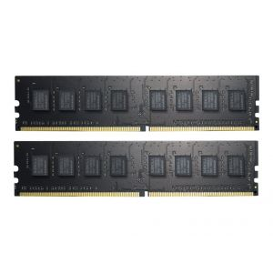 G.Skill F4-2133C15D-8GNT - Barrette mémoire Value DDR4 8 Go (2 x 4 Go) DIMM 288-PIN 2133 MHz