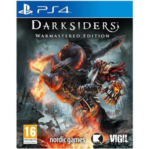 Darksiders : Warmastered Edition sur PS4