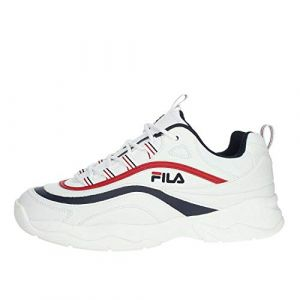 FILA Ray Low, Sneakers Basses Homme, Blanc
