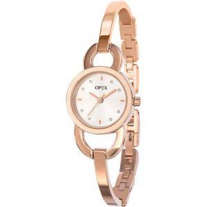 OPEX Paris X4066MA1 - Montre pour femme avec bracelet en acier