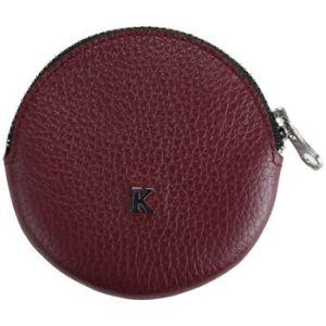 Kesslord Karon Country - Porte-monnaie en cuir - bordeaux