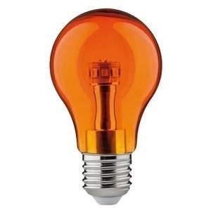 Paulmann Ampoule standard LED ORANGE 1W E27
