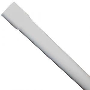 Electraline Tube IRL - D: 16 mm² - 2 m - gris - Gaine électrique, Moulure