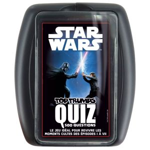 Winning Moves Quizz Star Wars 500 Questions