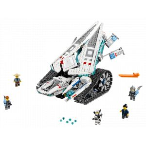 Lego 70616 Ninjago Movie - Le Tank de Glace
