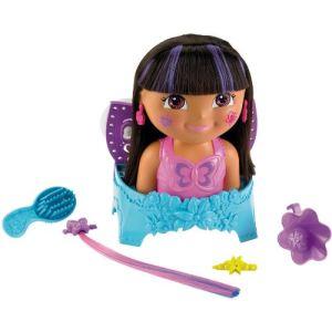 Fisher-Price Tête à coiffer Dora