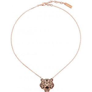 Kenzo 70216080115043 - Collier et pendentif Tigre Original pour femme