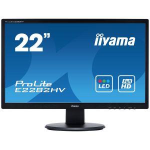 "iiyama E2282HV-B1 - Ecran LED 22"""