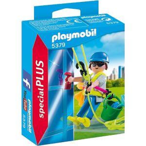 Playmobil 5379 - Laveur de Vitres