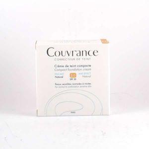 Avène Couvrance n°2 Naturel - Crème de teint compacte SPF30