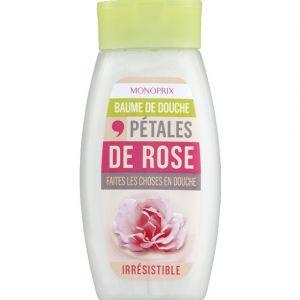 Monoprix Baume de douche pétales de rose - Le flacon de 250ml