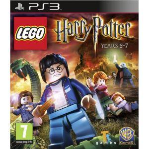 LEGO Harry Potter : Années 5 à 7 [PS3]