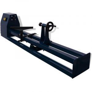 VidaXL Tour à bois 1000 mm 400 W