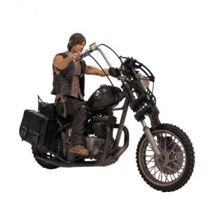 MCFarlane Toys Figurine The Walking Dead TV Deluxe box Daryl Dixon with Chopper