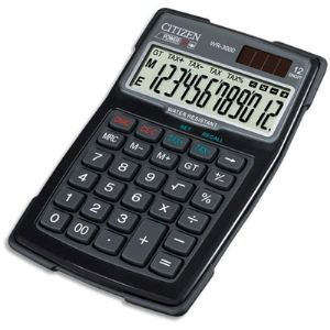 Citizen Systems WR-3000 - Calculatrice pupitre