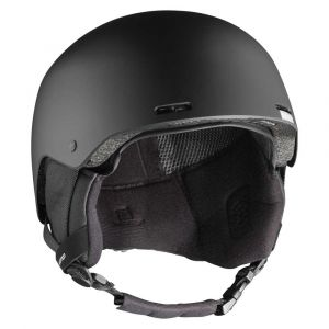 Salomon Casque Brigade Black