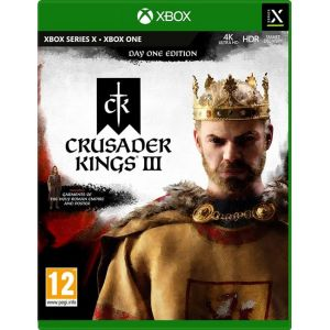 Crusader Kings 3 Day One Edition (Xbox Series X) [Xbox Series X|S]
