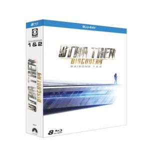 Star Trek-Discovery-Saisons 1 & 2 [Blu-Ray]