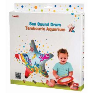 Halilit Tambourin aquarium