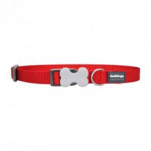 RedDingo Collier pour Chien Rouge 24-37 cm 15 mm
