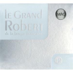 Le Grand Robert De La Langue Française [Mac OS]