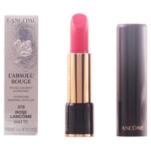 Lancôme L'Absolu Rouge : 378 Rose - Rouge galbant hydratant