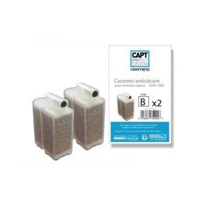 Domena 500975200 - Cassettes X 2 Type B Non Emc