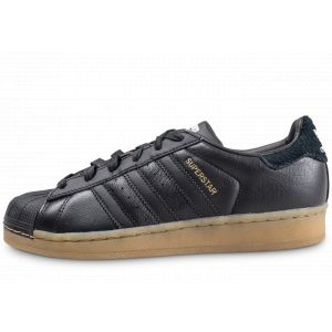 Adidas Superstar W, Baskets Mode Femme (37 1/3 EU)