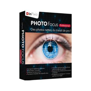 InPixio Photo Focus Professional pour Windows