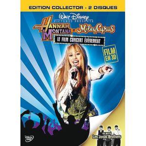 Hannah Montana et Miley Cyrus - Le film concert événement