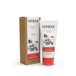 Nonique Luxurious face wash cream, anti-aging washcreme