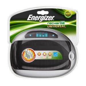 Energizer Chargeur pour piles rondes NiMH Universal