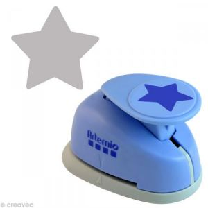 Artémio Perforatrice géante étoile - 5 cm